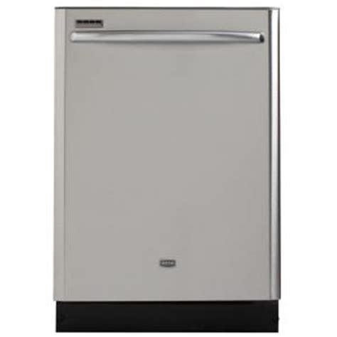 maytag jetclean plus top dishwasher in stainless