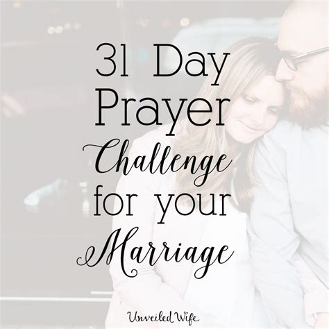 31 prayers scriptures for your incarcerated husband books 31 day prayer challenge for marriage