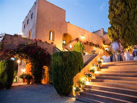 castillo de santa catalina wedding venues  malaga spain