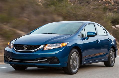 Honda 2015 Civic by 2015 Honda Civic Reviews And Rating Motor Trend