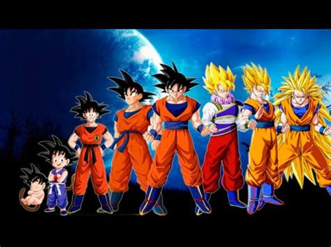 imagenes de buenos dias dragon ball z dragon ball super la evoluci 243 n de los guerreros z fotos