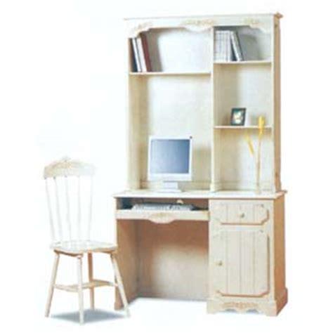 antique white computer desk computer desk and hutch antique white wash finish