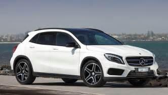 Mercedes Gla Review 2014 Mercedes Gla Review Carsguide