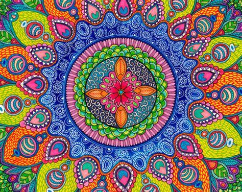 imagenes de mandalas de la salud esta es la raz 243 n de por qu 233 es bueno colorear mandalas
