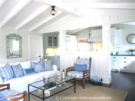 seaside home interiors classic casual home portfolio