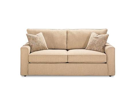 Sofa Mart Nc by Rowe Living Room Pesci Two Cushion Bed Sofa A309q Hickory Furniture Mart Hickory Nc