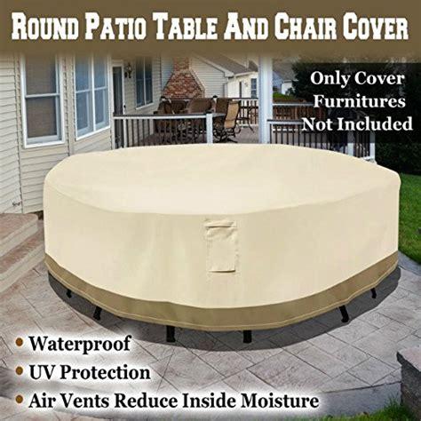 benefitusa round patio table chair cover garden outdoor