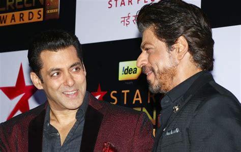 film terbaru salman khan shahrukh khan sebut berita pertengkaran dengan salman khan