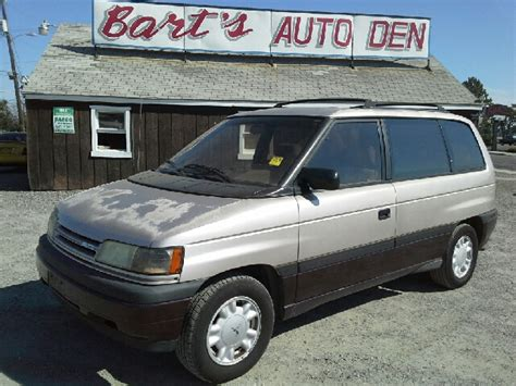 books about how cars work 1992 mazda mpv engine control 1992 mazda mpv for sale carsforsale com
