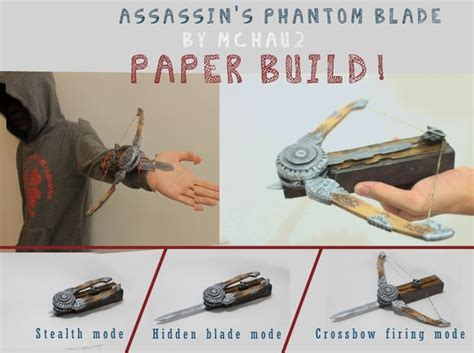 How To Make A Paper Assassins Creed Blade - 152 best images about myartwork twitte king on