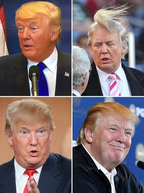 donald trumps hairstyle beautiful hairstyles pics donald trump s hair see his 10 craziest