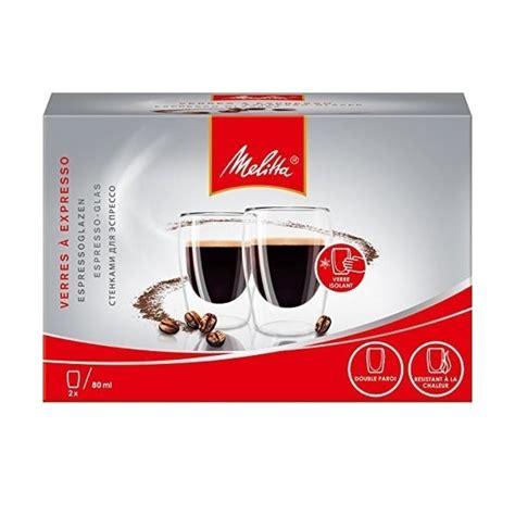 Hario Espresso Glass 80ml melitta espresso glasses 80ml