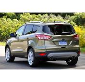 2014 Ford Escape Vs Honda CR V Which Is Better