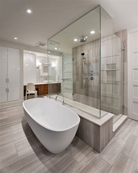 ensuite master bath ensuite bathroom design by vok design group