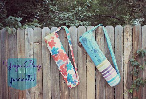 yoga bag sewing pattern free sew much sunshine to the square inch pattern success
