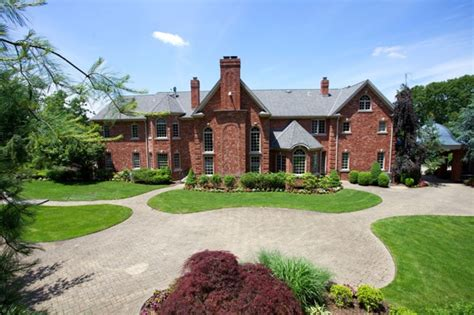 p diddy house p diddy s new jersey mansion goes on sale for 163 5 5 million aol uk travel