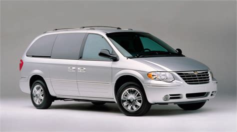 2001 Chrysler Town And Country Recalls by 2001 Chrysler Town And Country Recalls Defects Problems
