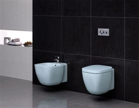 vaso bagno sanitari bagno vaso wc water sospeso con coprivaso one