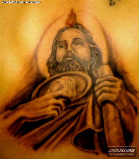 san judas tattoo designs tatuajes san judas tadeo design bild