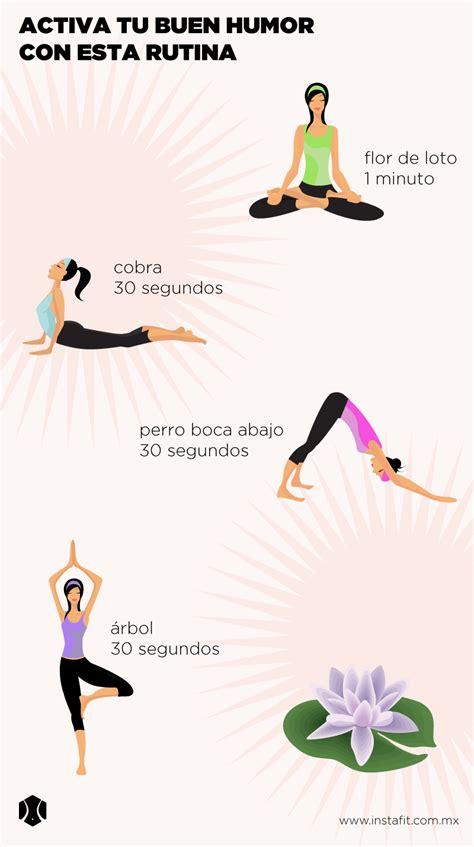 imagenes ejercicios yoga rutina de ejercicios de yoga me lo dijo lola