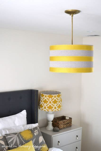 drum decorations for bedroom sarah m dorsey designs diy drum pendant shade with