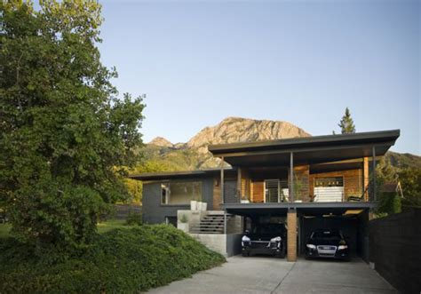 utah home designers utah modern homes for sale dark walnut makes it