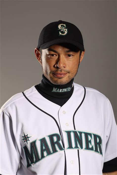 How Is Ichiro Suzuki Ichiro Suzuki Pictures Seattle Mariners Photo Day Zimbio