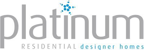 platinum residential homes 187 residential designer homes