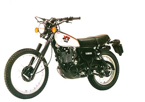 Yamaha Motorrad Modelle 1980 by Yamaha Xt500 Historie Modelle Experte Und Meinold