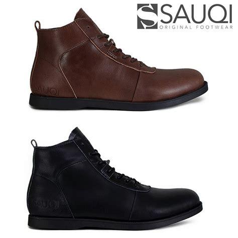 Gratis Ongkir Sepatu Pria Casual Santai Kerja Formal Kickers Slip On sepatu pria kulit asli original leaher sauqi sperry coklat