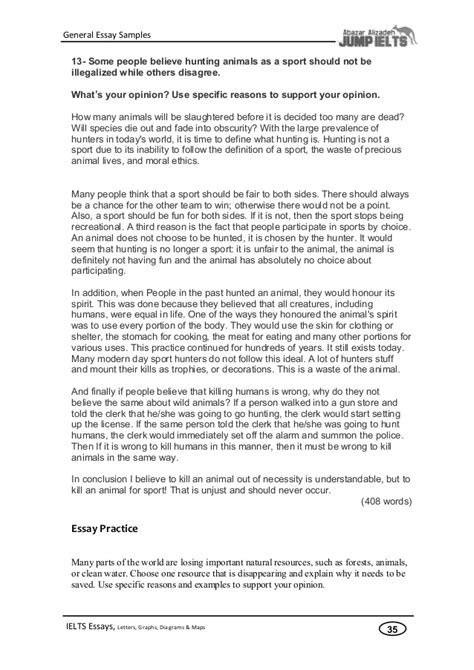 Sports Essay Ielts by Ielts Essays