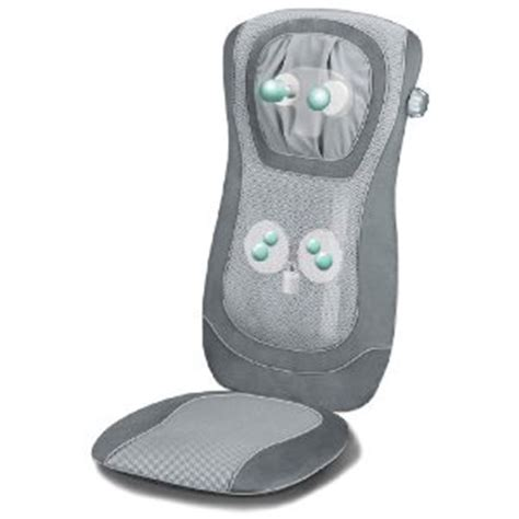 massagematten zum liegen beurer mg 250 massagematten test