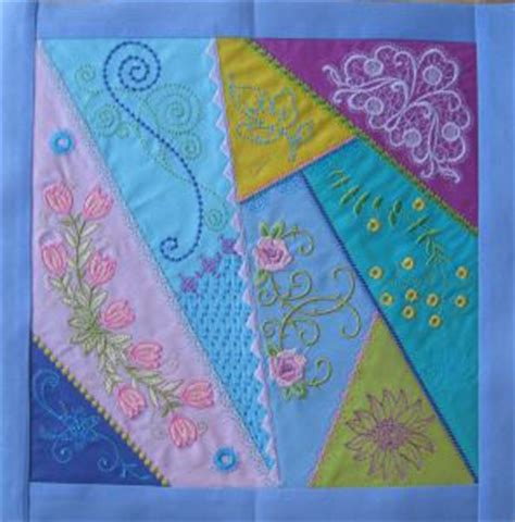 Patchwork Embroidery - patchwork embroidery patterns makaroka