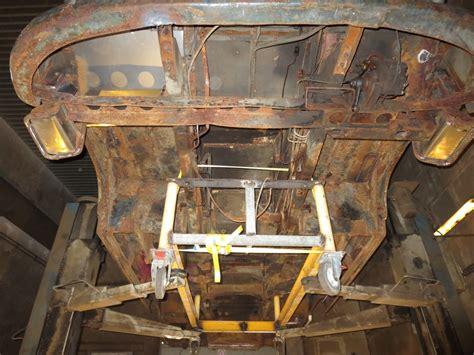 Sandstrahlen Und Lackieren Kosten by Helgoland Der Test F 252 R Einen Besonderen Borgward