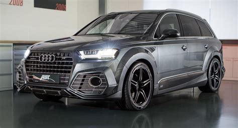 Audi Qs Price by Carscoops Abt
