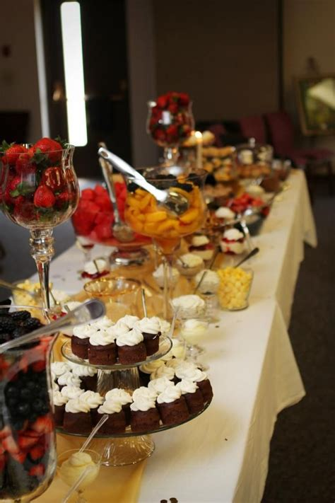 17 Best Images About Beautiful Catering Buffets On Dessert Buffet Catering