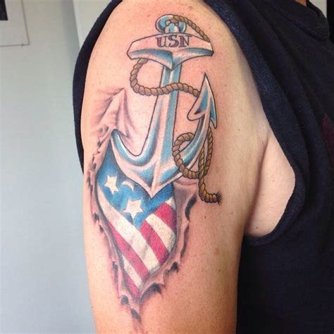 navy tattoo meanings 43 most popular anchor tattoos designs and their meanings