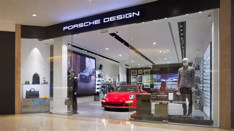 porsche design store new porsche design concept store opens supercar report