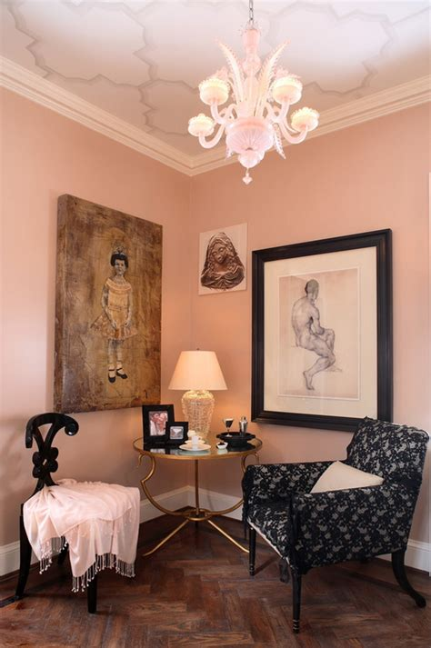 Dillard Room by Design Trend Wallpaper Featured On The Ceiling2014