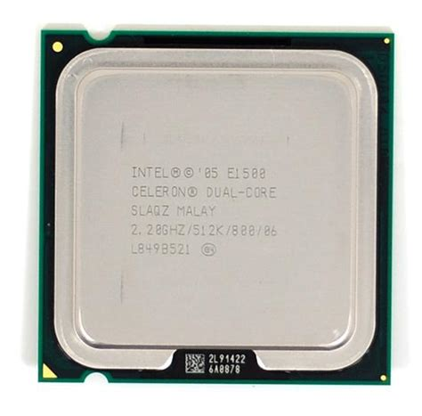 Processor Dual 28 Ghz intel celeron processor e1500 2 20gh end 4 18 2017 4 15 pm