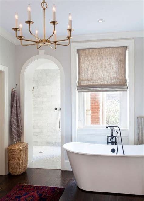 colonial bathroom lighting 23 bathrooms with roman shades messagenote