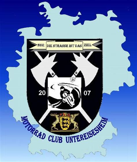 Motorrad Club Wappen by Home Motorrad Club Untereisesheim