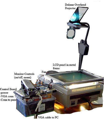 Lcd Proyektor Bekas Murah ayo membuat lcd proyektor memanfaatkan ohp bekas apakabar psbg