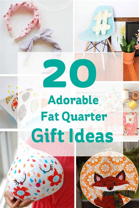 fabric crafts gifts 20 adorable quarter gift ideas hobbycraft