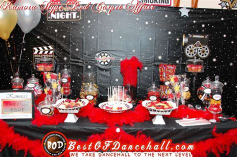 party themes red carpet red carpet birthday decorations image inspiration of