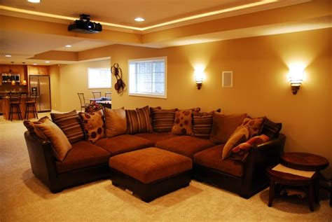 Modern Bedroom Decor warm basement flooring ideas basement flooring ideas