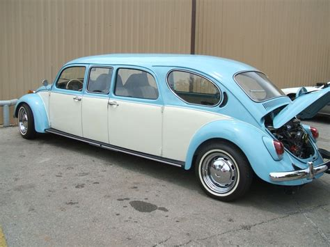 Volkswagen Limo by Volkswagen Beetle Stretch Limousine Limos