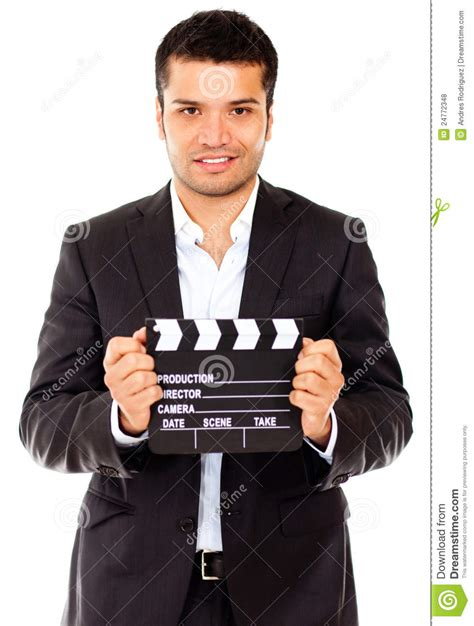 movie actor casting male actor casting royalty free stock photos image 24772348