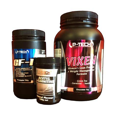 p tech supplements ehs s lean pack