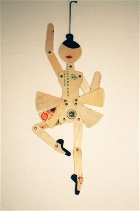 jointed paper doll ballerina design art journal pinterest 17 best images about clothespin doll on pinterest